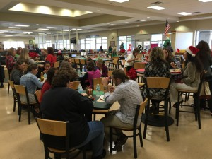 Nease holiday luncheon