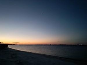 Day 13 - sunrise at Huguenot