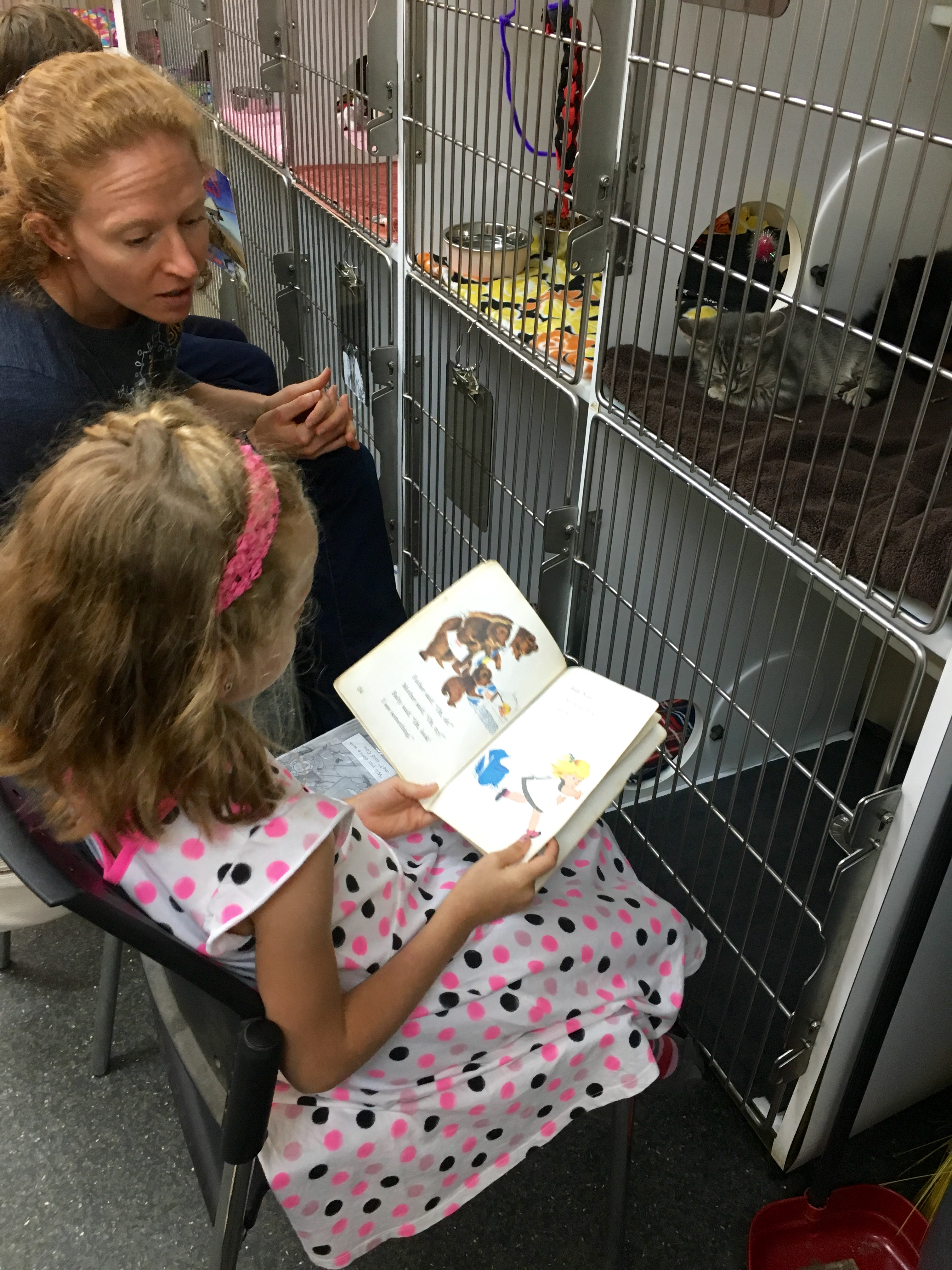 SNL Jax Humane Pawsitive reading 1605A