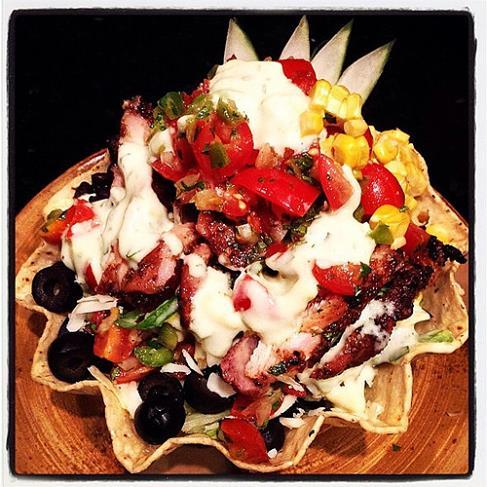 FNL Pantry Raiders taco salad 1606
