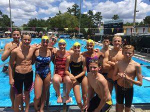 TCL Storm swim club Pollitt 1607