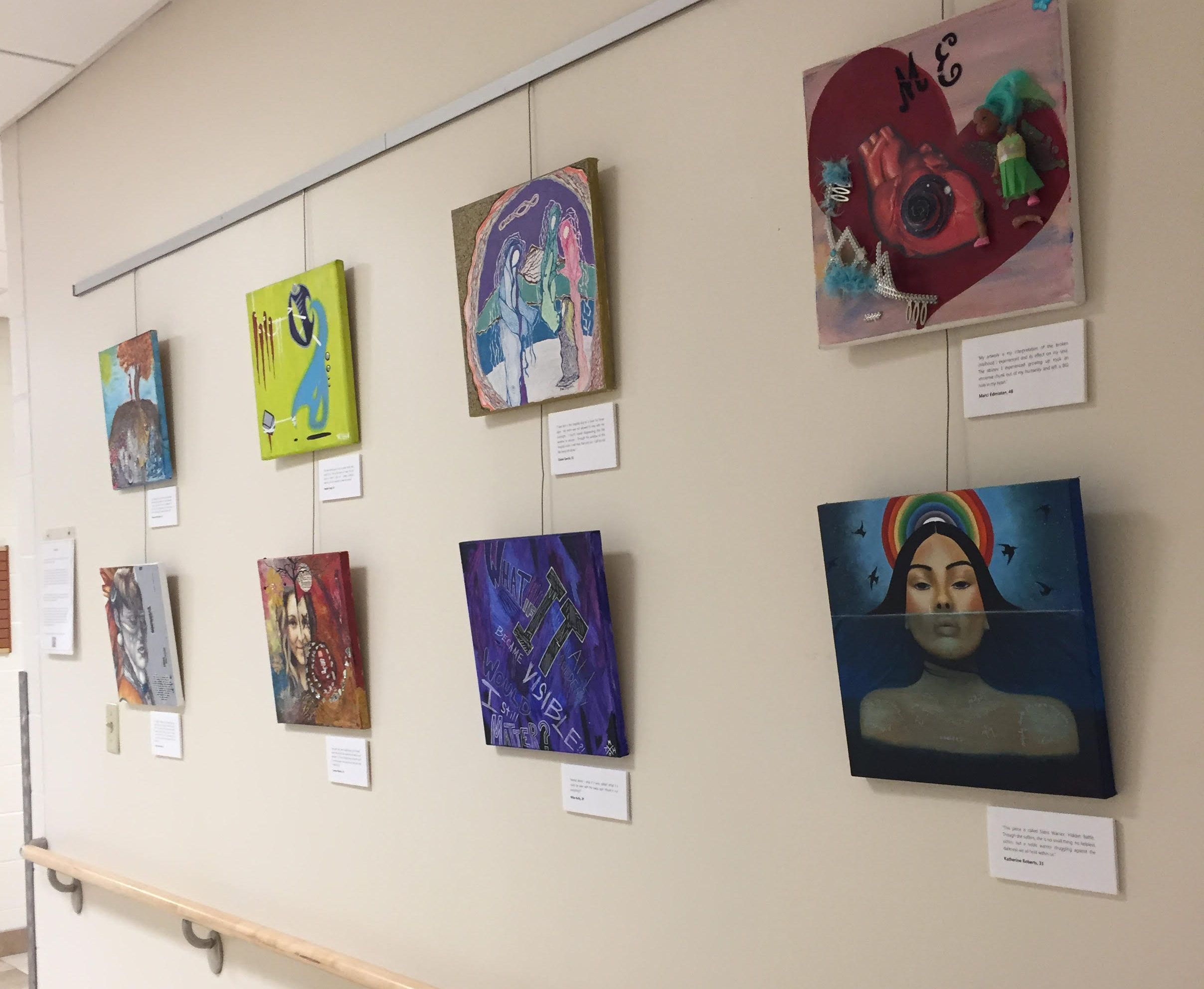 Caring Art Program marries medicine and art
