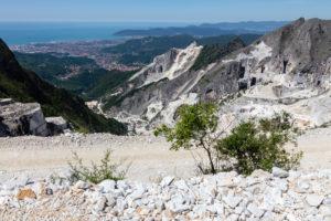 FNL Travel Carrara marble mines 1609A