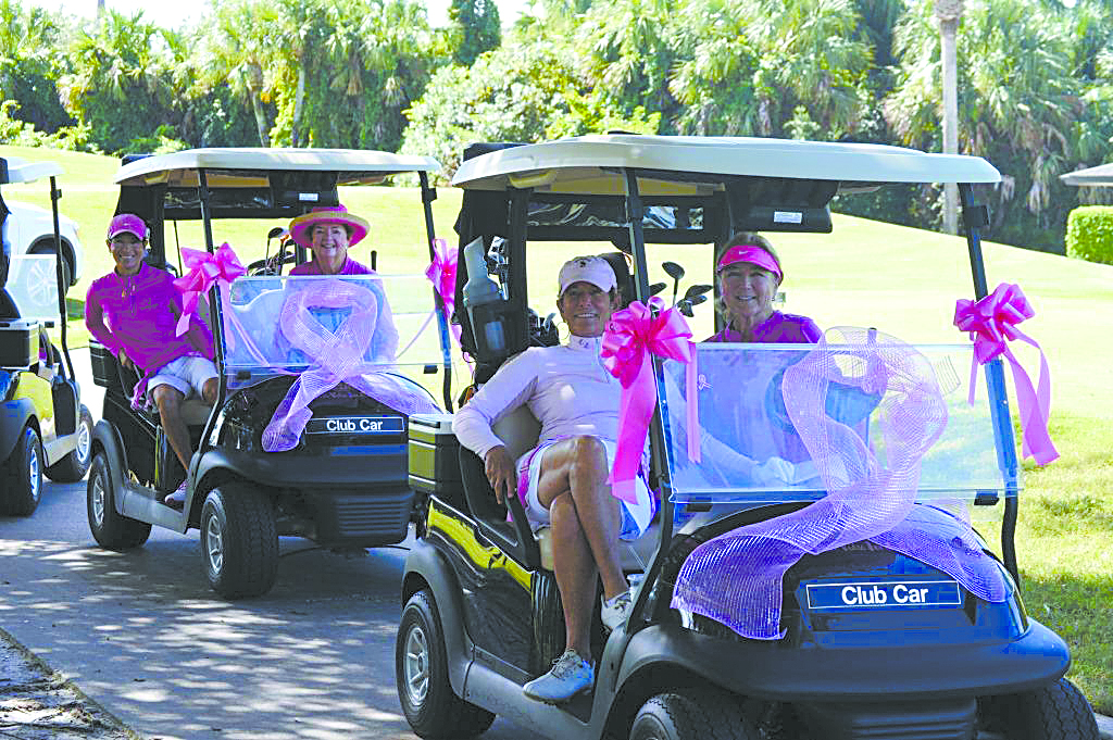 Pink Ribbon Golf Classic: Cheers to 10 years