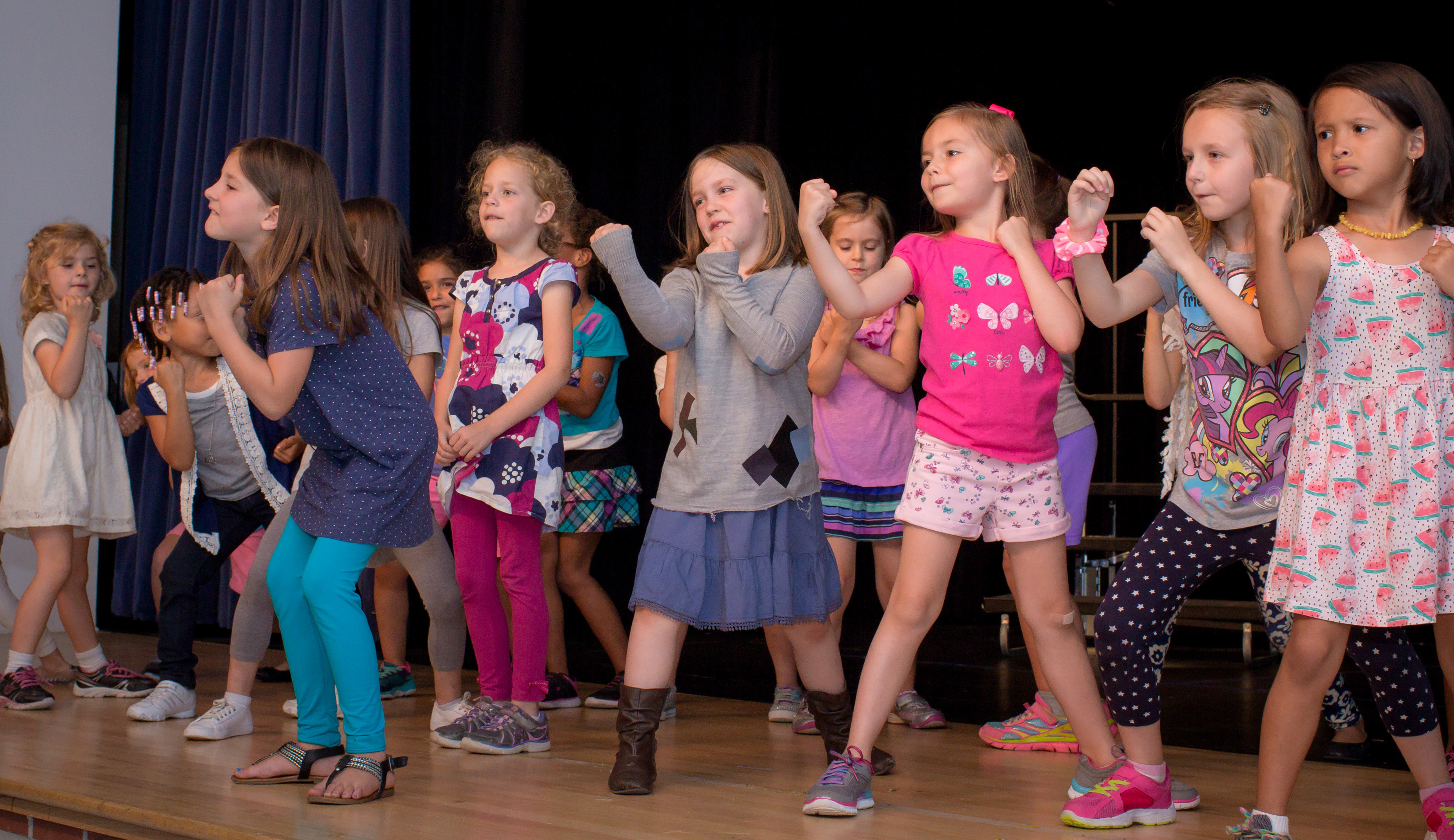 Bartram Springs Elementary provides musical theatre opportunities