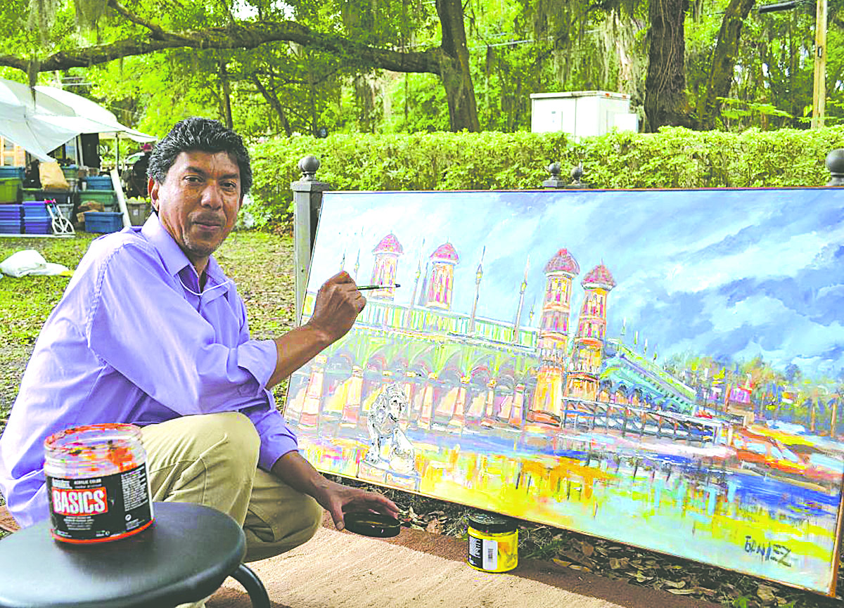 Art Fest history intrigues as 50th approaches