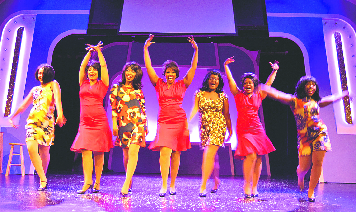 "Alhambra's ""DreamGirls"" an entertaining sojourn back in time"