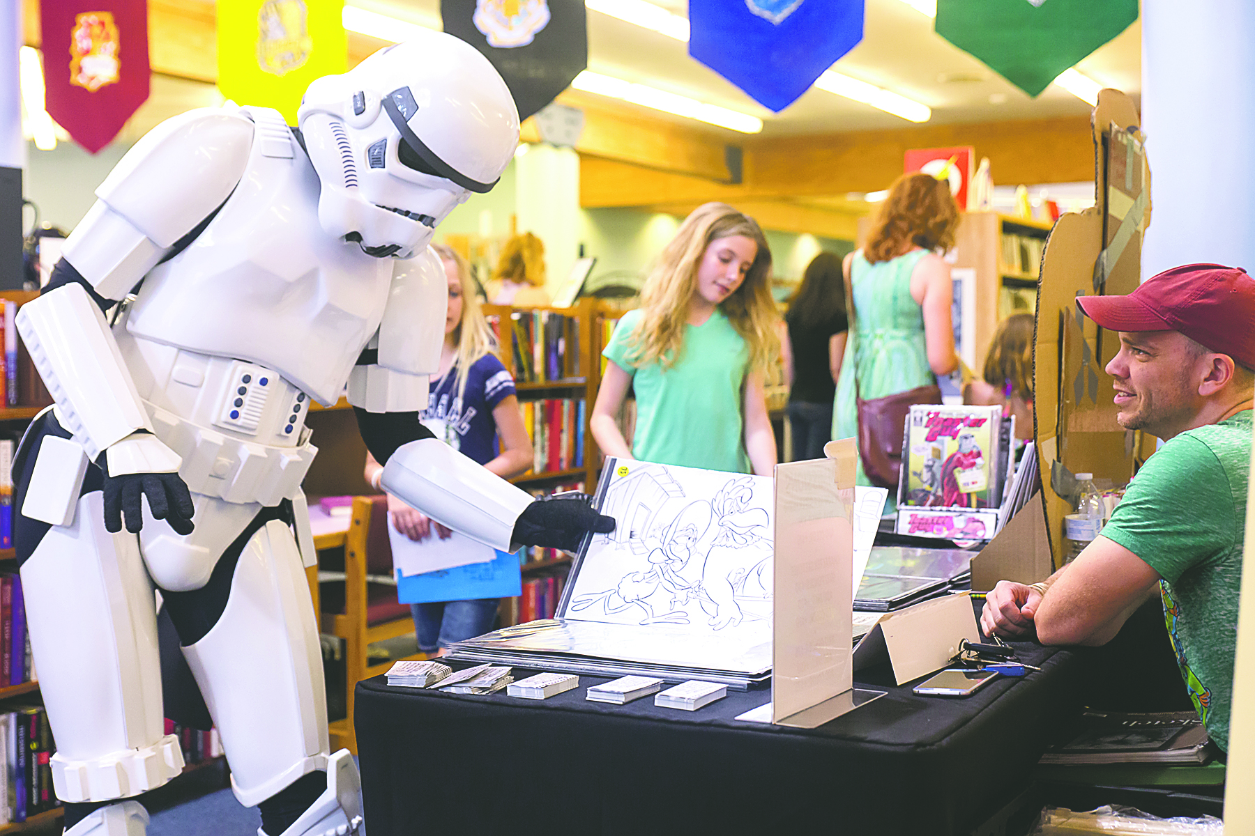 3rd annual Comic Con will be out of this world