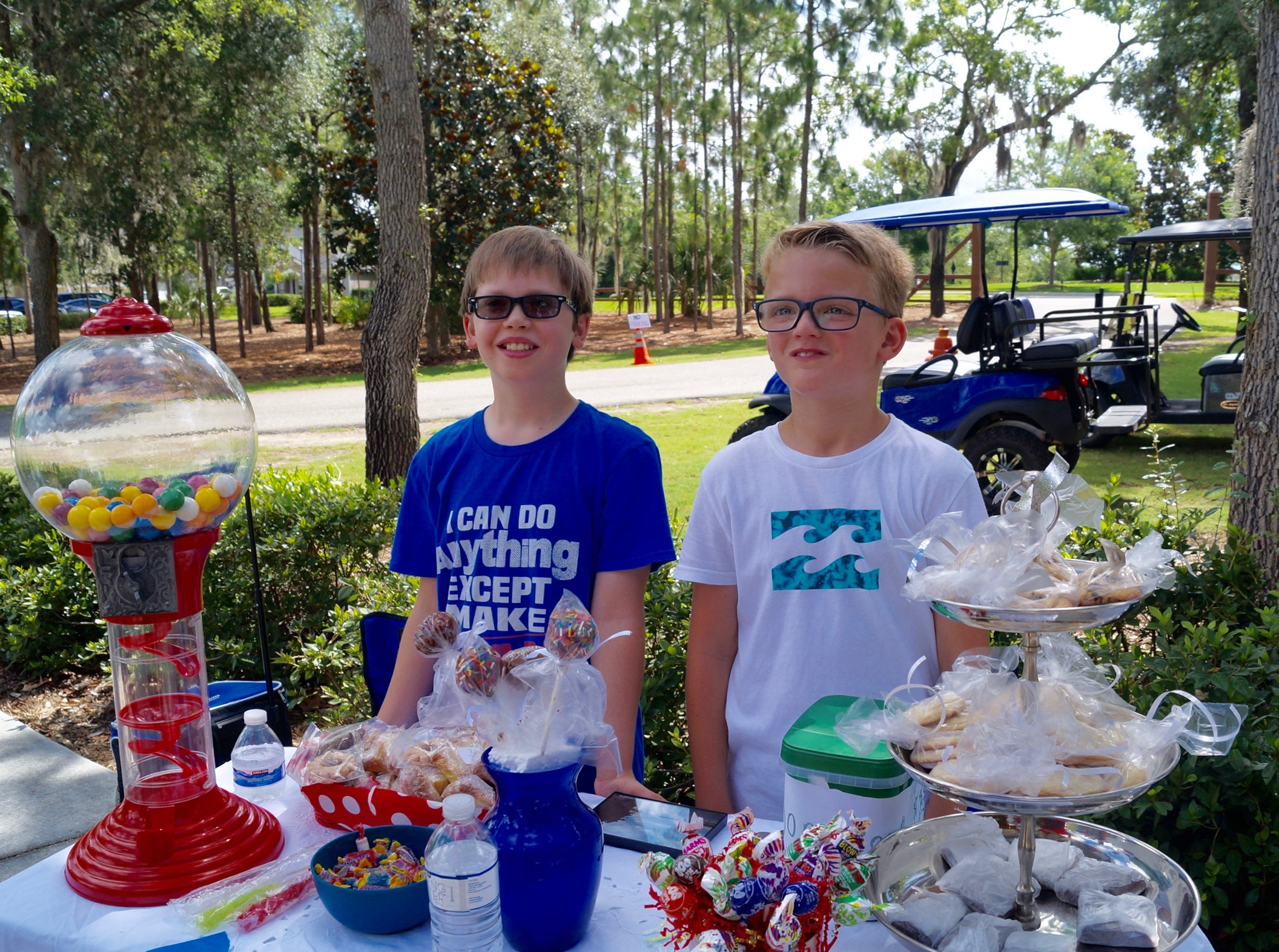 Nocatee Kids Farmers Market raises funds for local charities