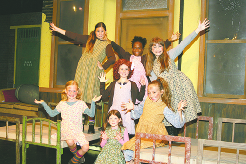 "Alhambra's ""Annie"" takes some back to childhood"