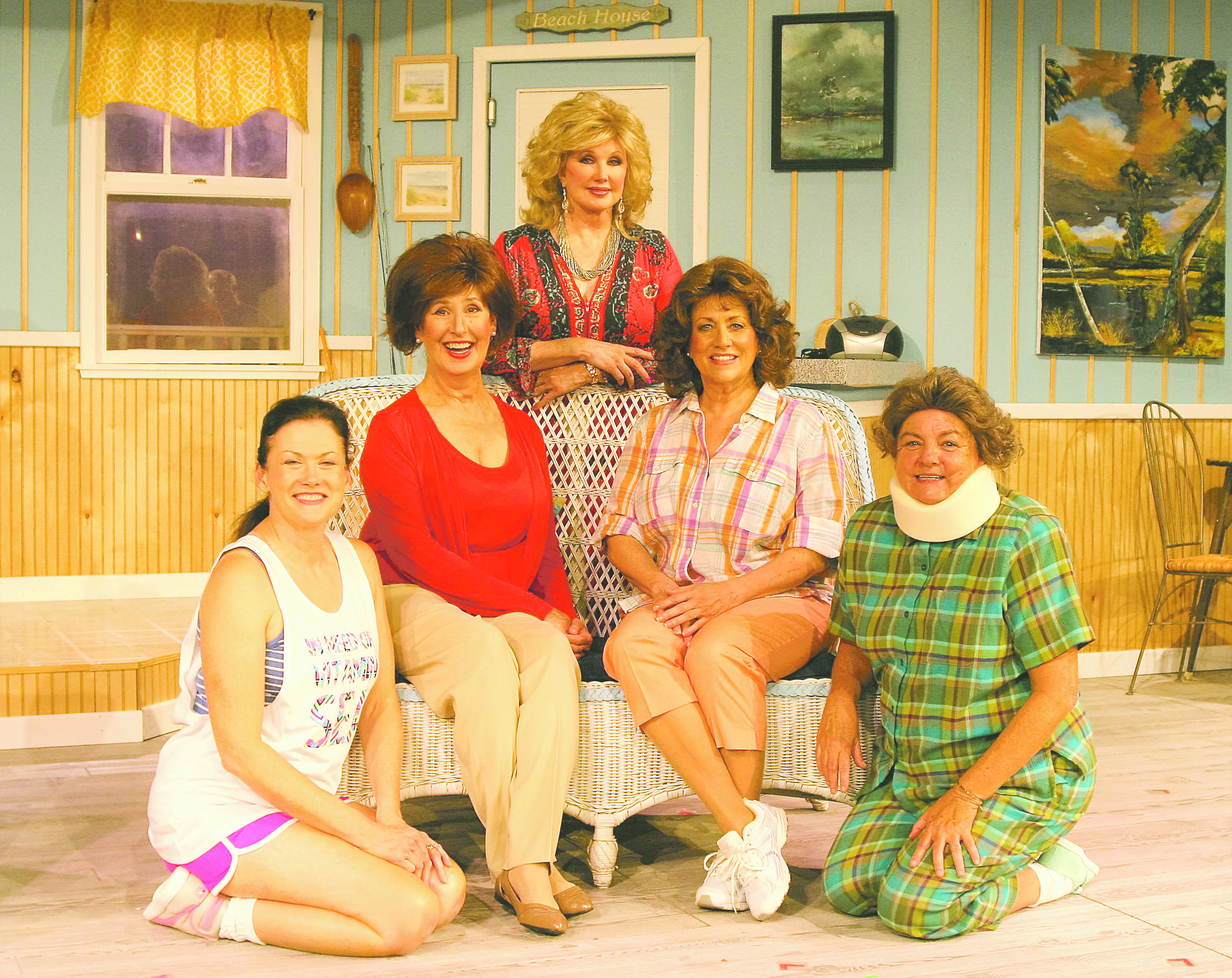 "Alhambra's ""Dixie Swim Club"" a hilarious comedy about lasting friendships"