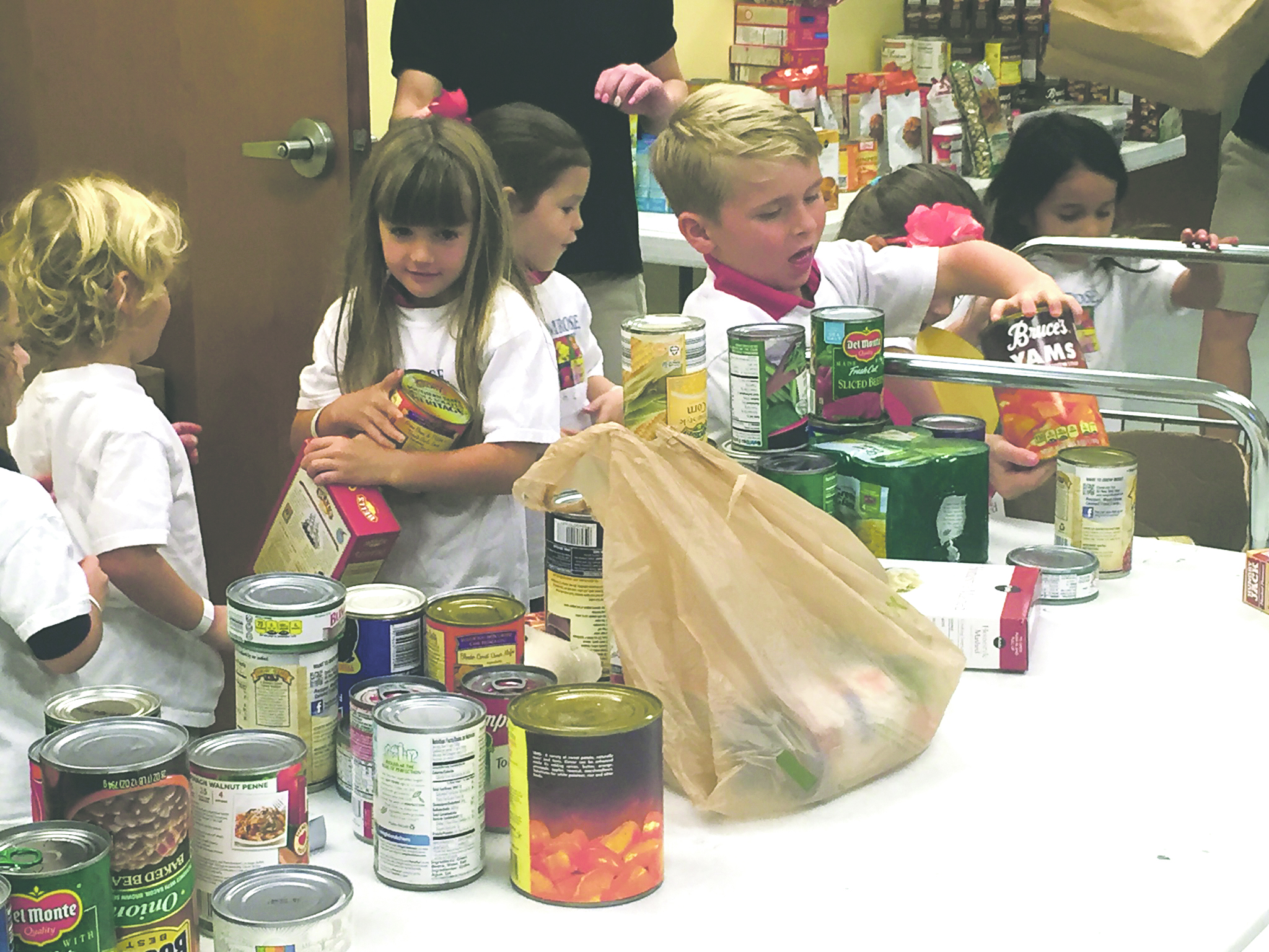 11th annual St. Johns CARES food drive underway