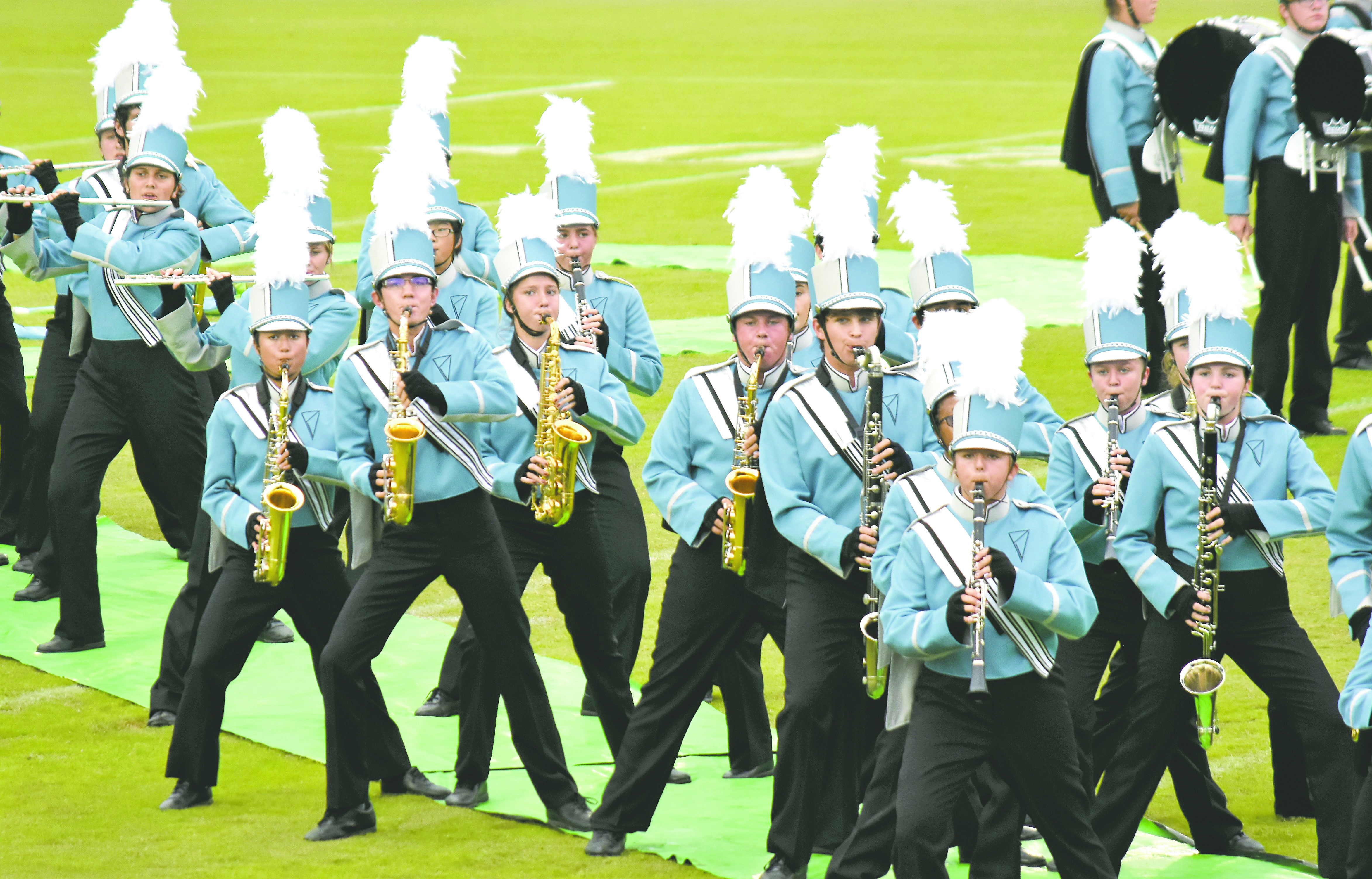 PVHS Ocean of Sound earns first-ever Grand Champion titles