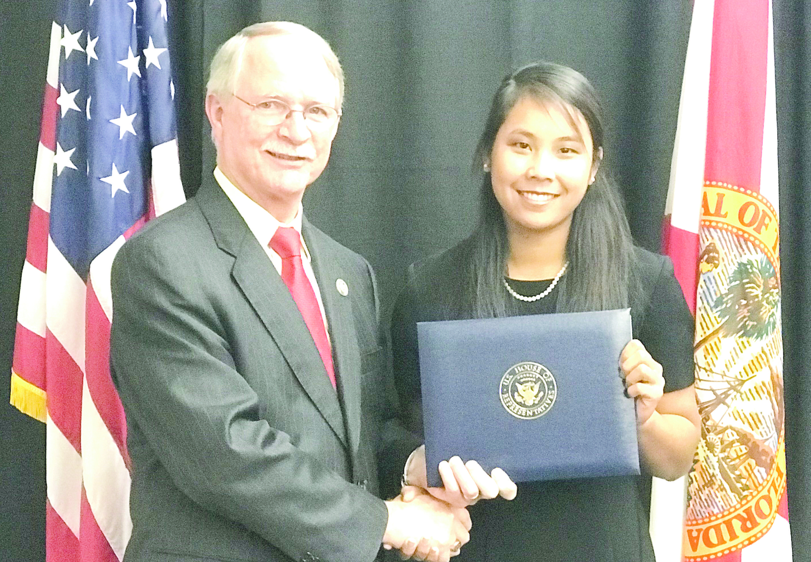 Atlantic Coast student appointed to United States Naval Academy
