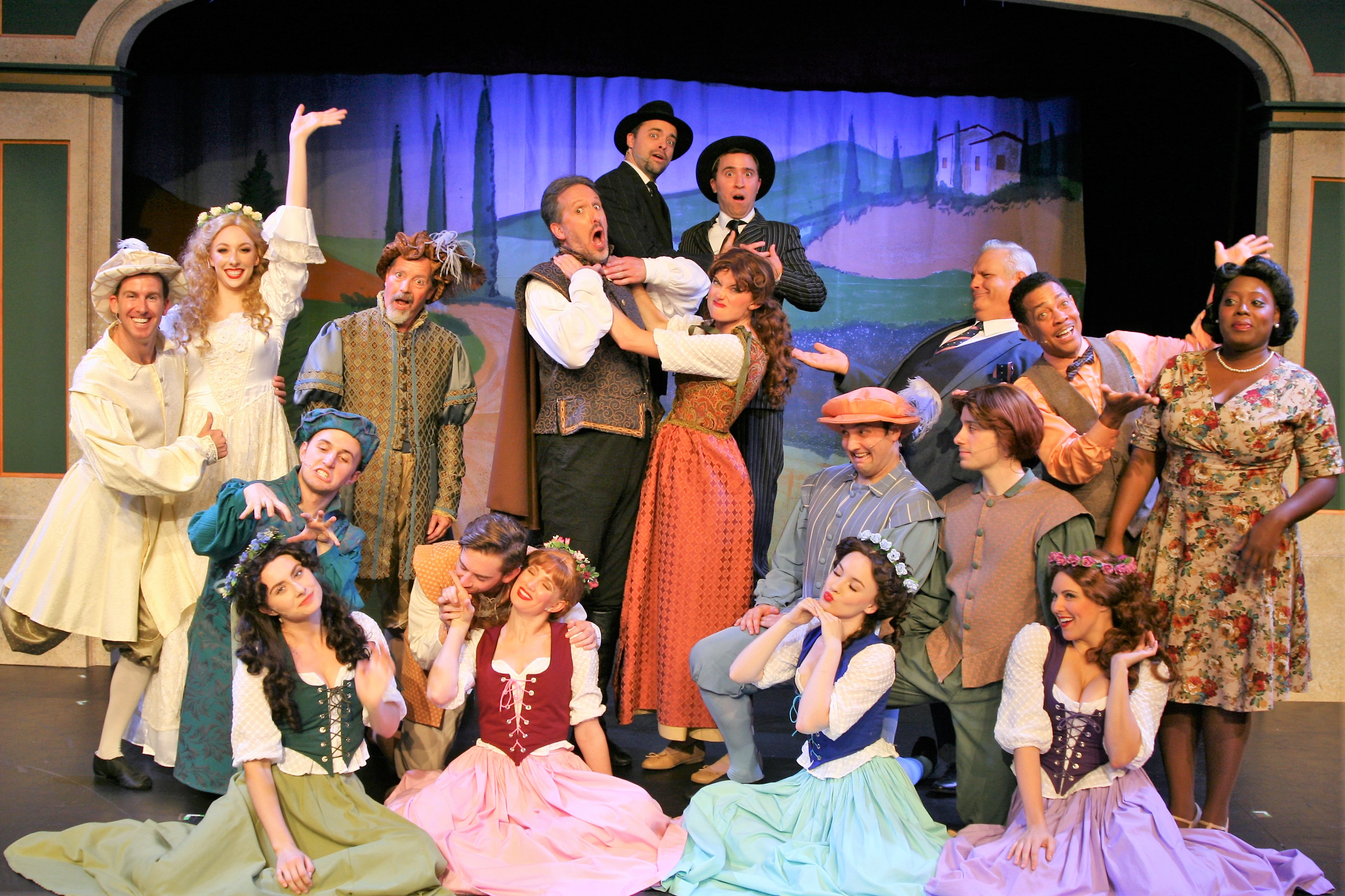 "Brush up your Shakespeare at Alhambra's ""Kiss Me Kate"""