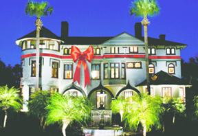 Stetson Mansion Christmas Spectacular 2021 Travel Stetson Mansion Christmas Spectacular Shines Florida Newsline