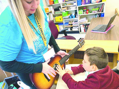 Music therapy organization for special needs children expands to Mandarin