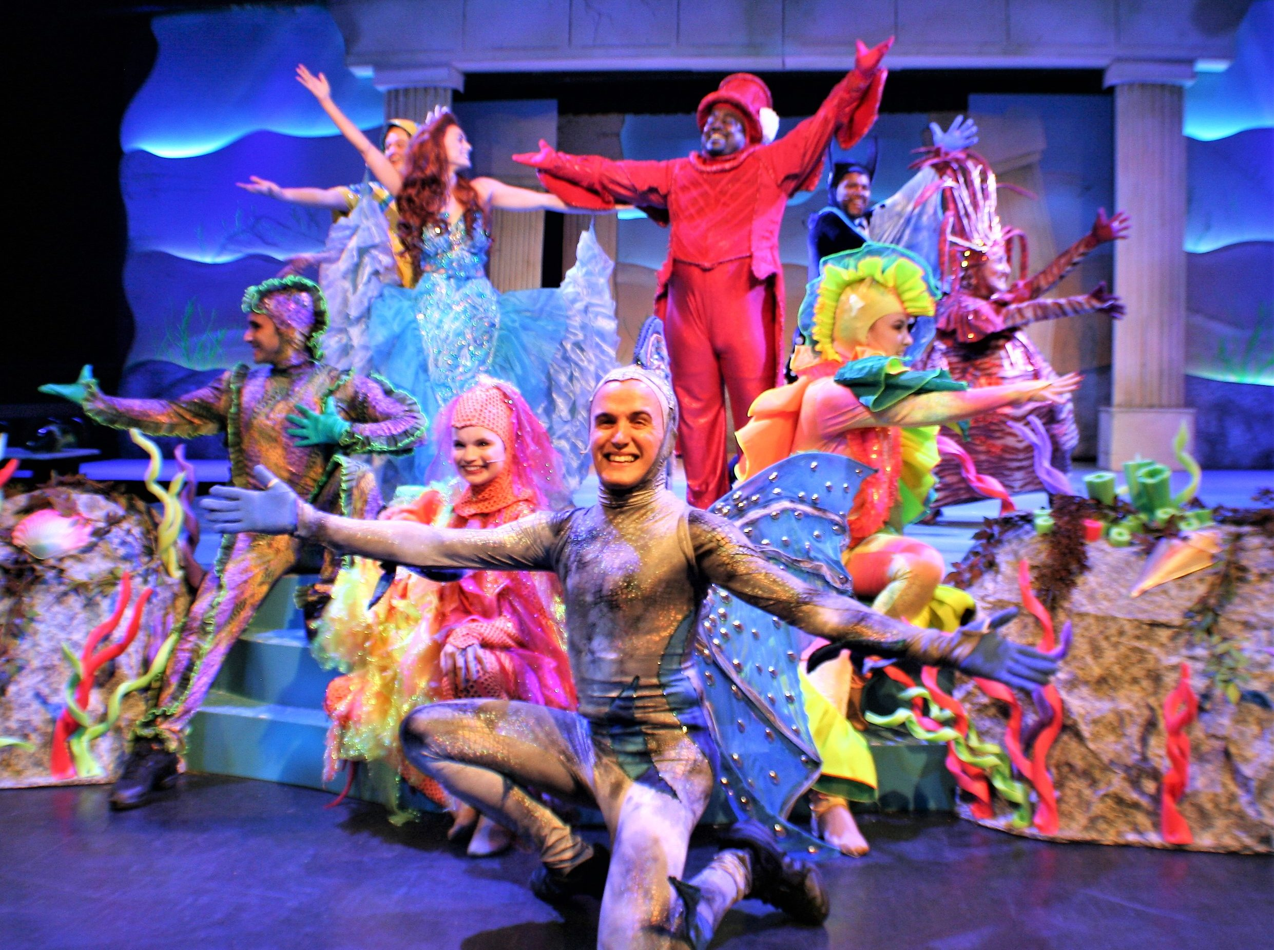 "Swim on over to Alhambra for ""The Little Mermaid"""