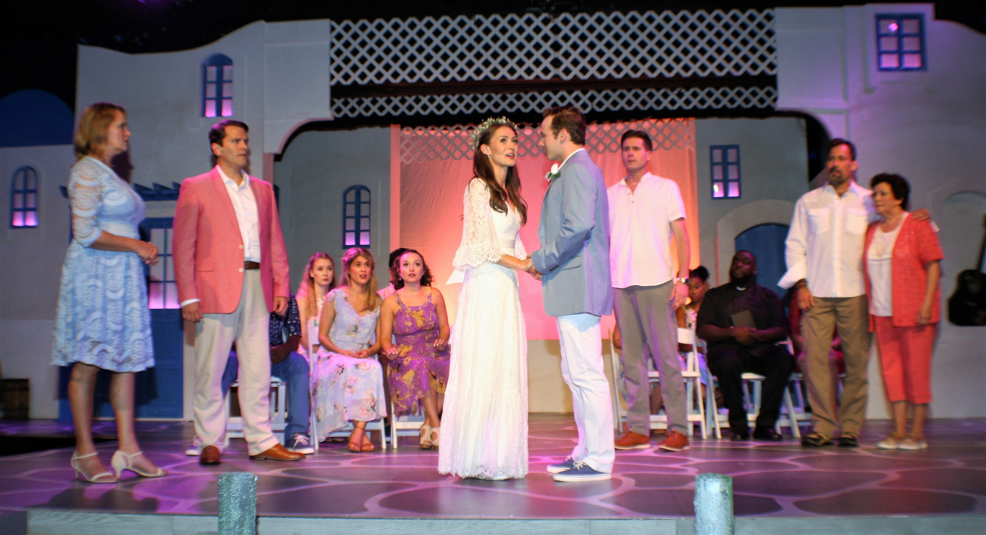 "Alhambra's ""Mamma Mia"" an exuberant sing-along"