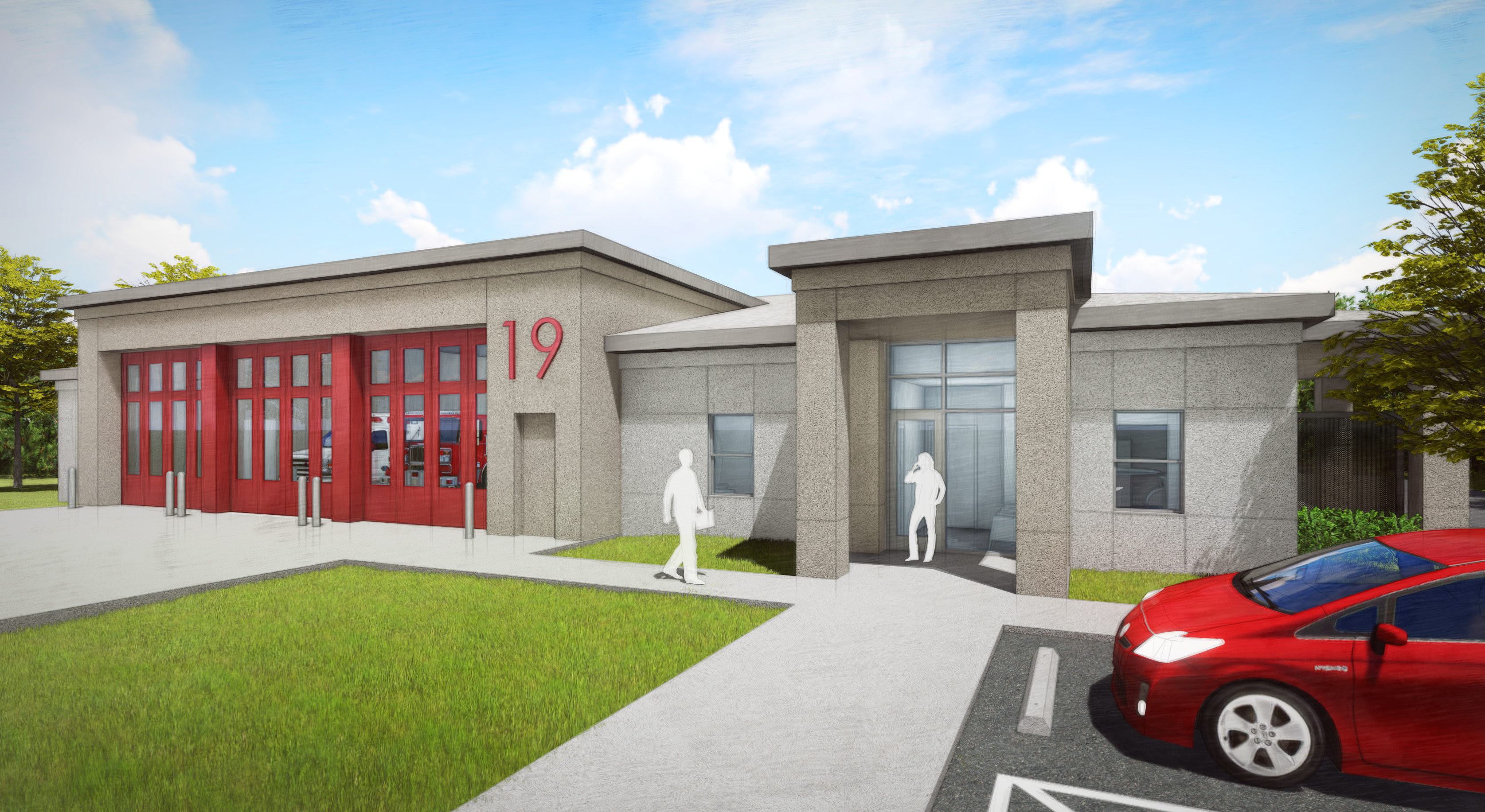 Northwest set to gain fire station in new year