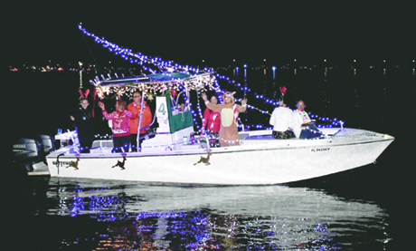 Julington Creek Boat Parade to spread holiday cheer