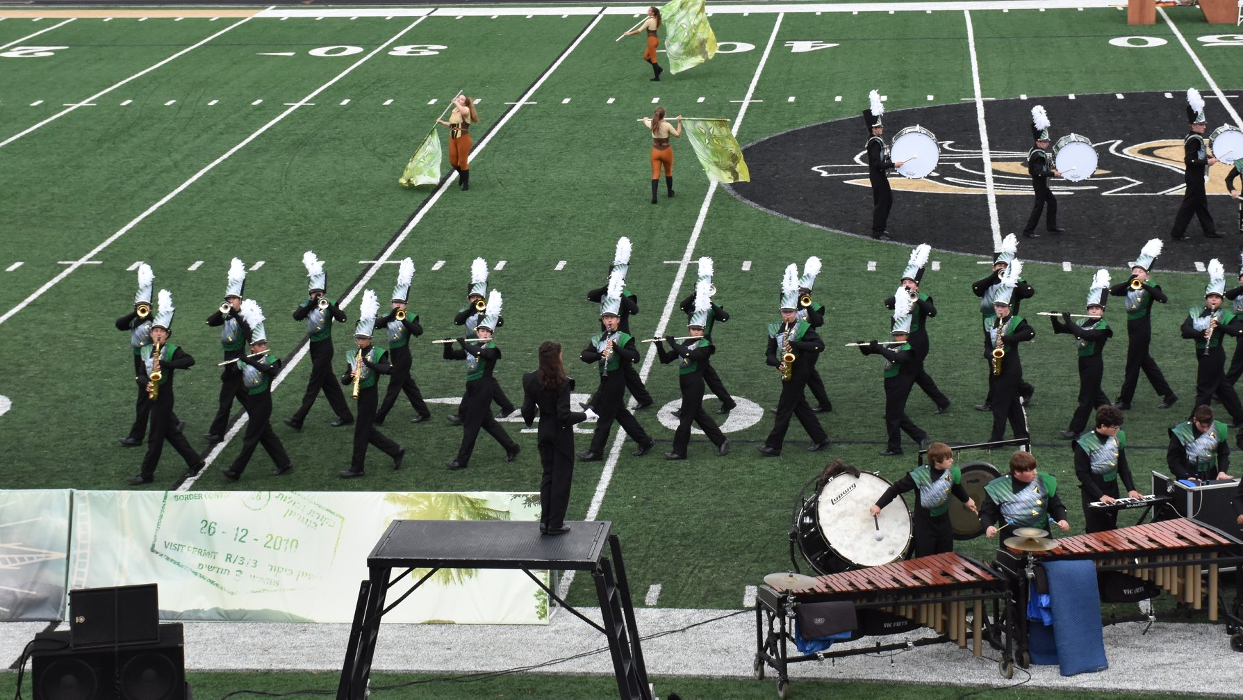 "Nease Band's ""Wanderlust"" earns awards"