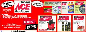 Cronin Ace Hardware