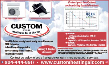 Custom heating and air