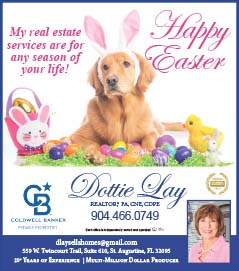 Happy Easter from Dottie Lay Realtor