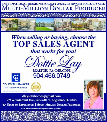 Dottie Lay. When selling or buying choose the top sales agent that works for you!