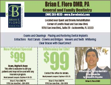 Brian E. Floro DMD, PA Dental services
