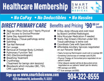 Smart Choice Medical healthcare membership! No VoPay, No Deductibles, No Hassles