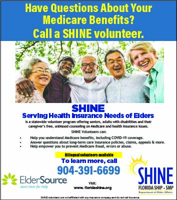 Have questions about your medicare benefits? Call a SHINE volunteer.