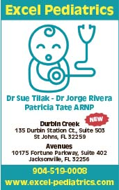 Excel Pediatrics 2 locations Durbin creek and Avenues