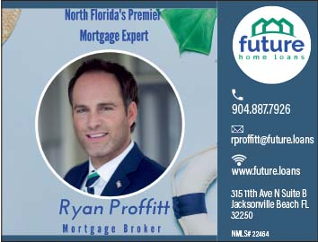 Future home loans. North Florida's Premier Mortgage Expert Ryan Proffitt