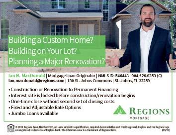 Ian MacDonald Mortgage loan originator with Regions Mortgage
