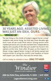 The Windsor Senior living facility