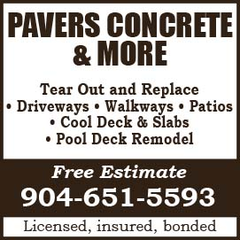 Pavers concrete and more Free estimates