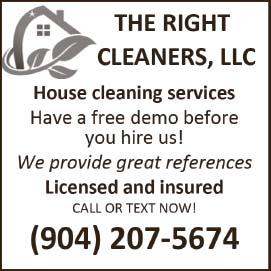 The right cleaners, LLC House cleaning services
