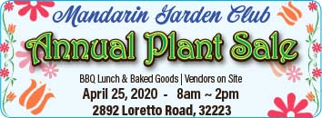 Mandarin Garden Club Annual Plant Sale