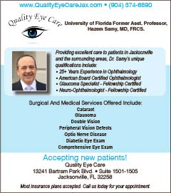 Quality Eye care 25+ years of experience
