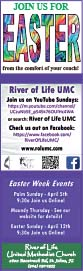 Join us for Easter River of Life UMC