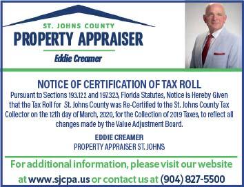 Eddie Creamer Property appraiser