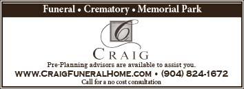 Craig Funeral services, Funeral, Crematory, Memorial Park