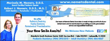Nemetz Dental Associates! Your new smile awaits!