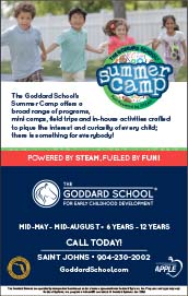 The Goddard School summer camp