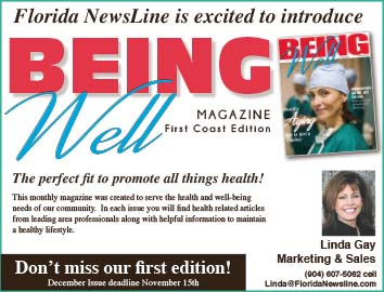 Being Well Florida News line is excited to introduce Being Well magazine