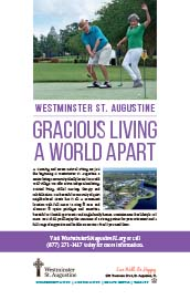 Westminster St. Augustine Gracious living a world apart