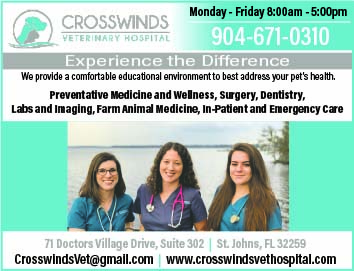 Crosswinds Veterinary Hospital. Preventative Medicine and wellness, Surgery, Dentistry, Labs and Imaging, Farm Animal Medicine, In-Patient and Emergency Care