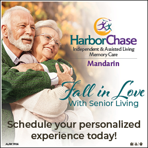 Harbor Chase Mandarin! Fall in love with senior living! Schedule your personalized experience today.
